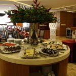 رستوران هتل قفقاز پوئینت باکو