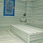 حمام ترکی هتل قفقاز پوئینت باکو