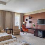 اتاق توئین هتل قفقاز پوئینت باکو