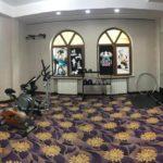 فیتنس هتل سفران باکو