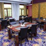رستوران هتل سفران باکو