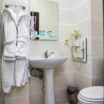 سرویس بهداشتی و حمام هتل سفران باکو