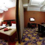 داخل اتاق های هتل سفران باکو