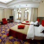اتاق توئین هتل سفران باکو