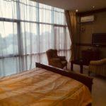 اتاق دابل هتل سان رایز باکو