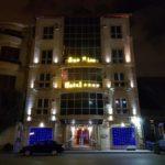 ساختمان هتل سان رایز باکو