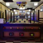 رسپشن هتل سان رایز باکو