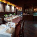 رستوران هتل سان رایز باکو