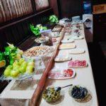 صبحانه سلف سرویس هتل سان رایز باکو