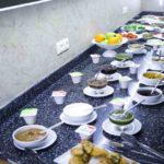 صبحانه در هتل آمارا باکو