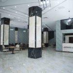 لابی هتل آمارا باکو