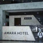 رسپشن هتل آمارا باکو