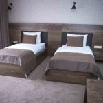 اتاق های توئین هتل آمارا باکو