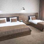اتاق های تریپل هتل آمارا باکو