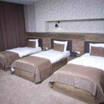 اتاق های سه تخته هتل آمارا باکو