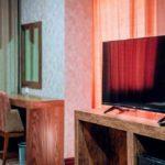 اتاق های هتل آمارا باکو