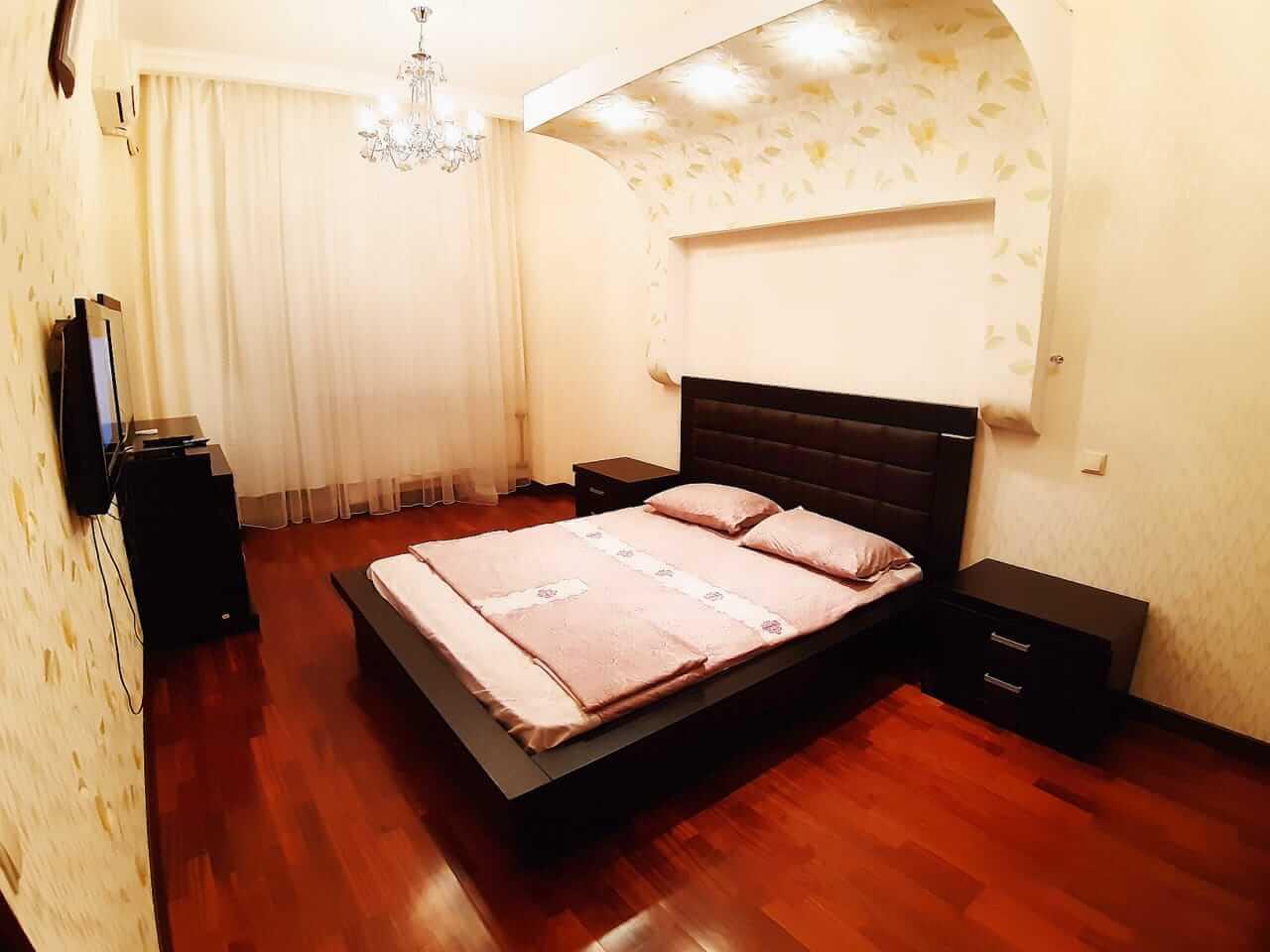 اتاق دو نفره آپارتمان شماره 1