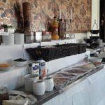 صبحانه سلف سرویس هتل آسنا باکو