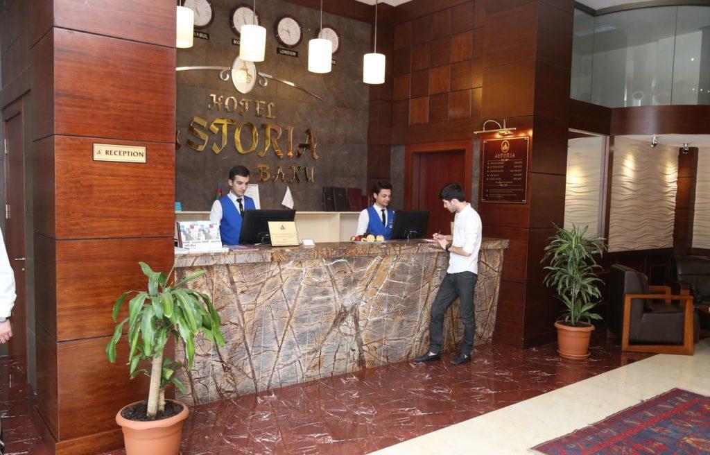 تصویری از رزرواسیون هتل استوریا باکو
