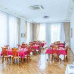 رستوران هتل آزکوت باکو