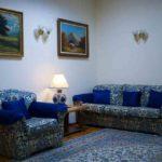 نشیمن اتاق هتل آزکوت باکو