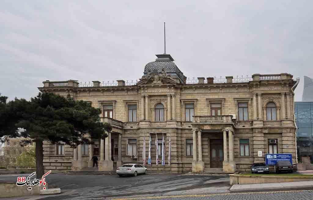 تصویری از موزه هنر آذربایجان