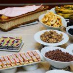 صبحانه سلف سرویس در هتل جی ام سیتی باکو