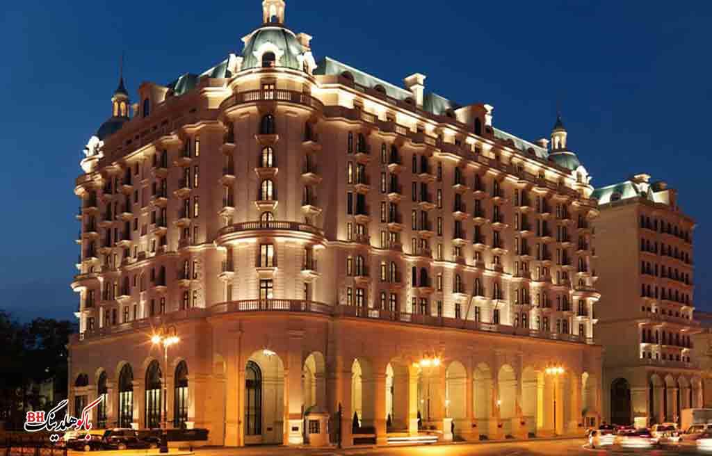 تصویری از هتل فور سیزن باکو