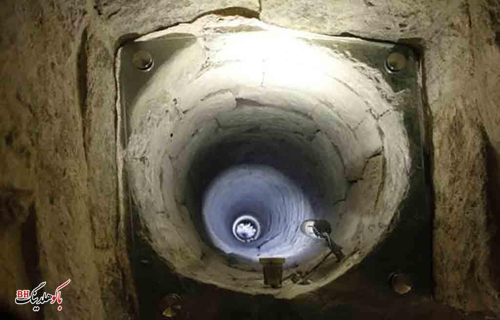 تصویری از داخل برج دختر باکو