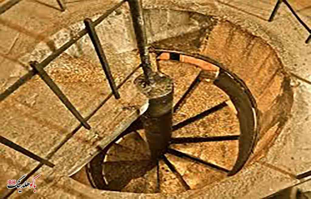 چرخ دنده چاه برج دختر باکو