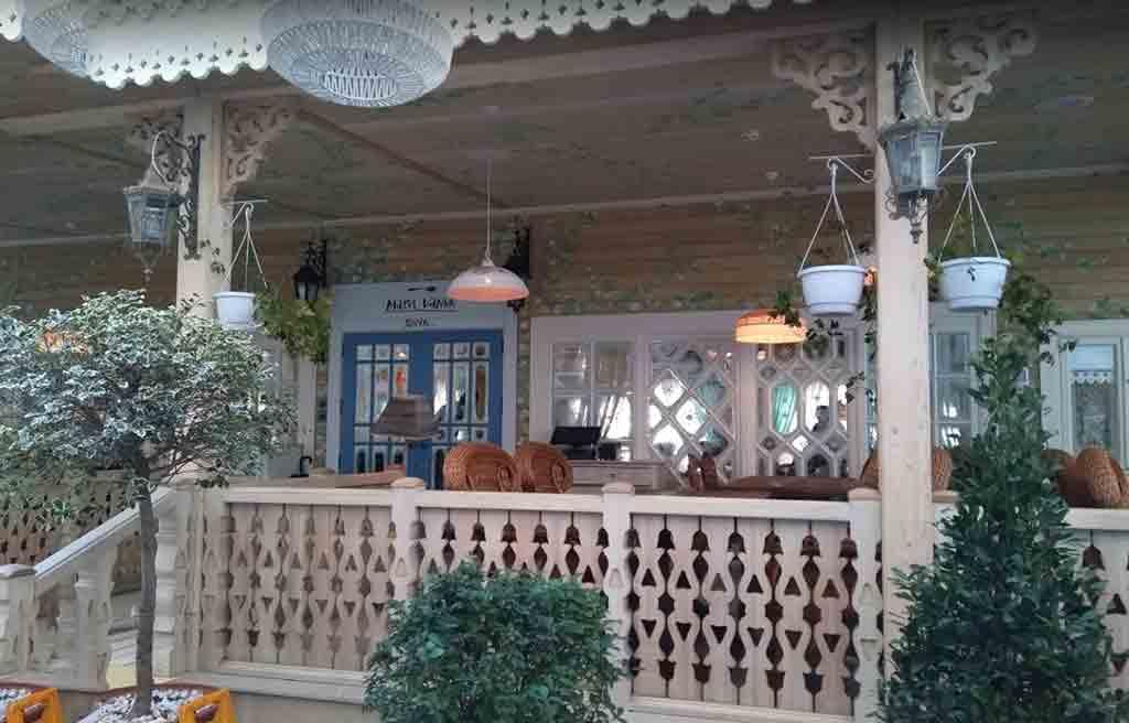 تصویری از رستوران ماری وانا باکو
