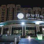 ساختمان هتل پولمن باکو