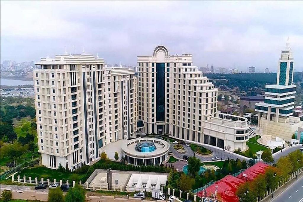 تصویری از هتل پولمن باکو