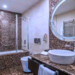 سرویس بهداشتی اتاق های هتل پولمن باکو