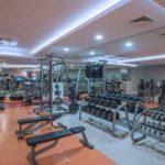 سالن ورزشی هتل پولمن باکو