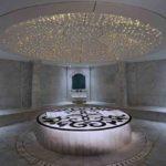 حمام ترکی هتل پولمن باکو