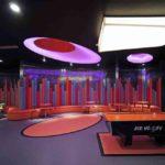 زمین بازی در هتل پولمن باکو
