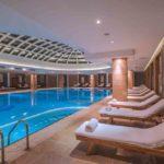 استخر سرپوشیده هتل پولمن باکو