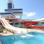 استخر روباز هتل پولمن باکو