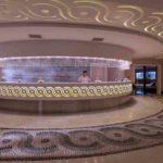 رسپشن هتل پولمن باکو