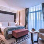 اتاق های هتل پولمن باکو