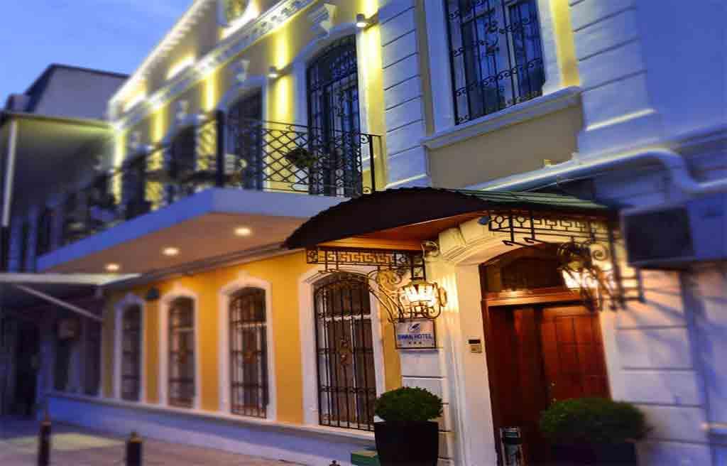 تصویری از هتل سوان باکو