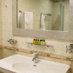 سرویس بهداشتی و حمام هتل گنجعلی پلازا باکو