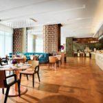 رستوران هتل اینتوریست باکو