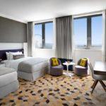 اتاق توئین هتل اینتوریست باکو