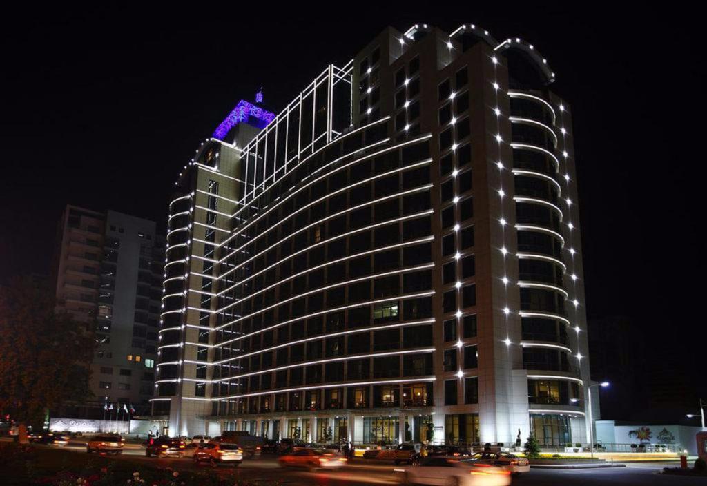 هتل ققفاز سیتی باکو