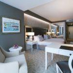 اتاق دابل هتل ققفاز سیتی باکو