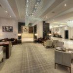 لابی هتل ققفاز سیتی باکو