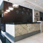 رسپشن هتل ققفاز سیتی باکو