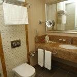 سرویس بهداشتی و حمام هتل ققفاز سیتی باکو